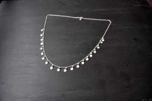 Kerala Necklace - silver 2