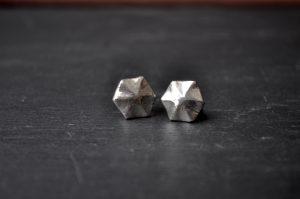 Marrakesh stud earrings detail