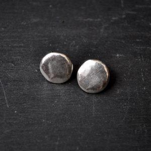 Panama stud earring 1jpg
